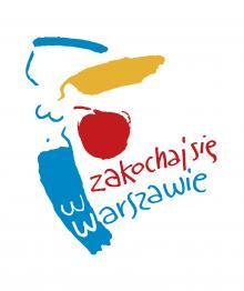 Syrenka - logo zakochaj się w warszawie